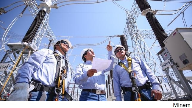 Peru power demand recovering amid reactivation push