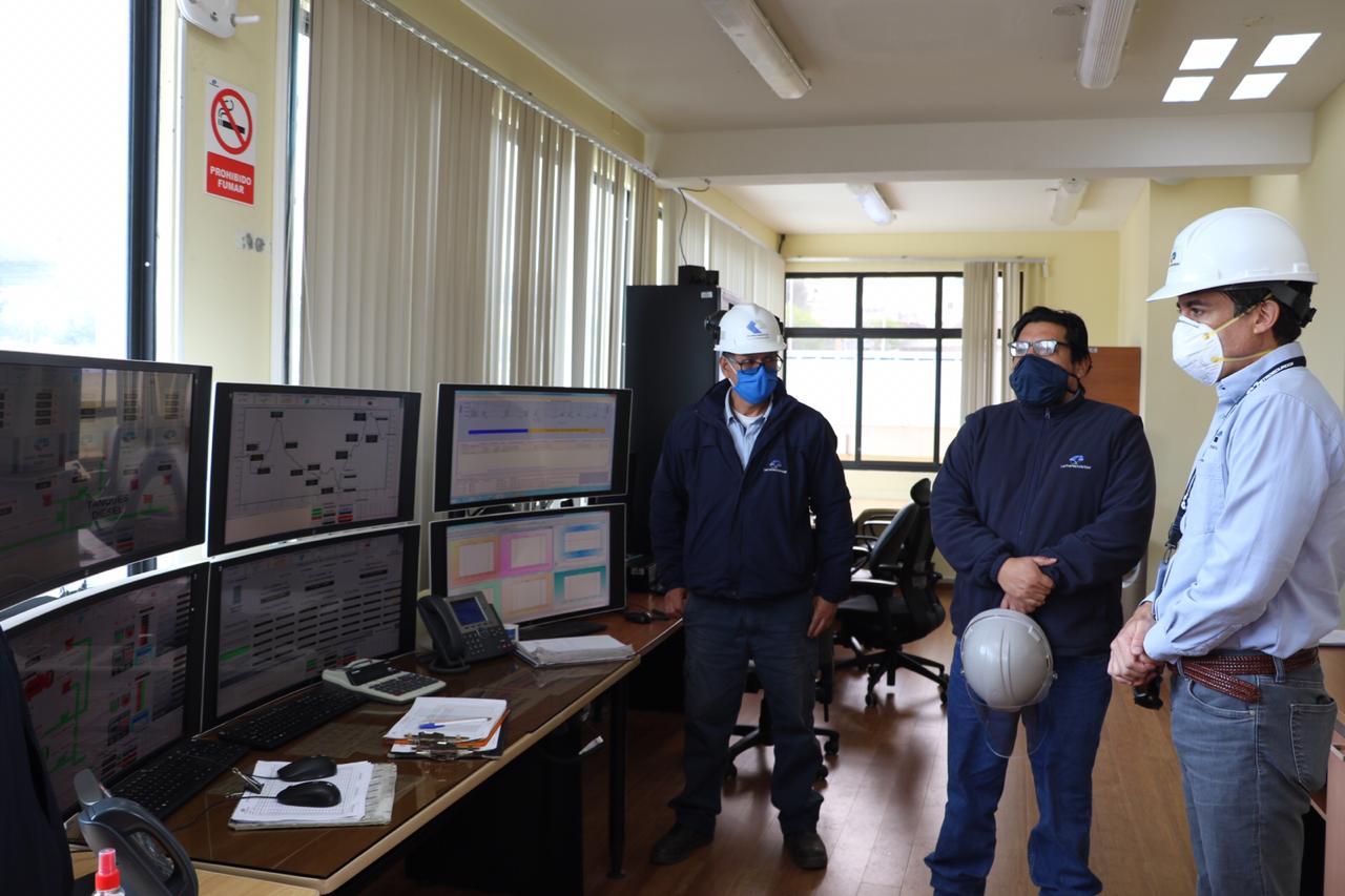EP Petroecuador mejora un 30% la capacidad de bombeo del Poliducto Quito – Ambato – Riobamba