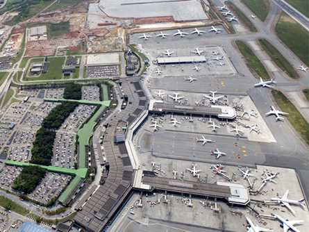 Infra firm reportedly looking to sell stake in Brazil's largest airport concession