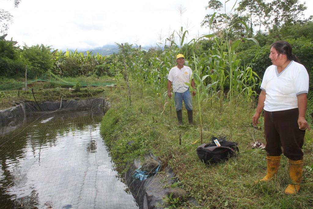 Ecuador eyes idea of national water fund