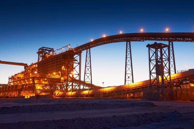 Spotlight: Chile's Spence set to reprocess leached material