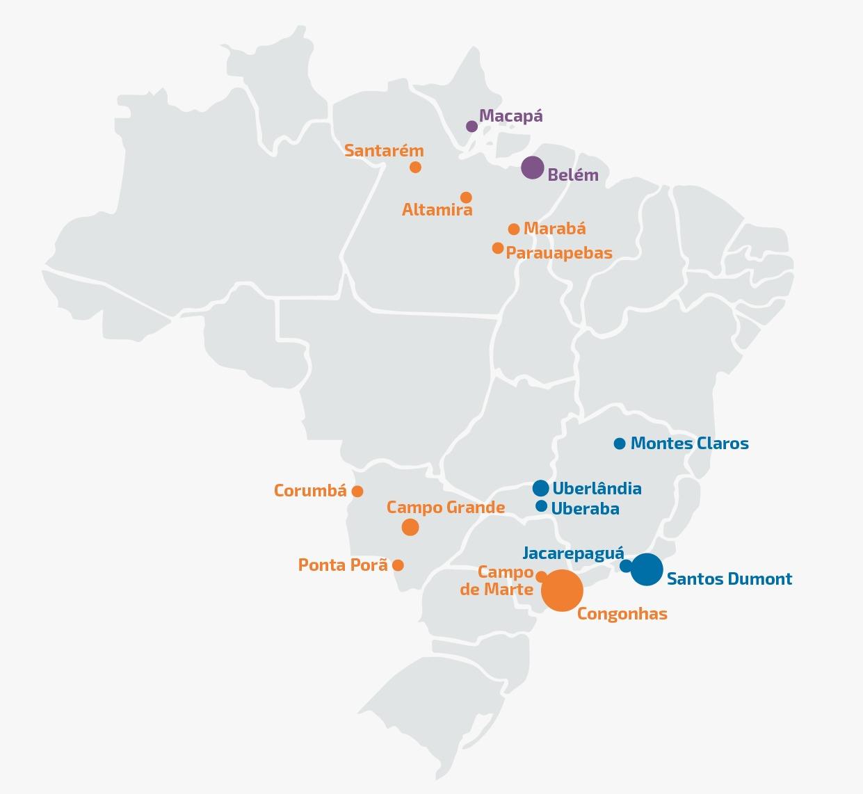 Qué viene para las concesiones de dos de los mayores aeropuertos de Brasil