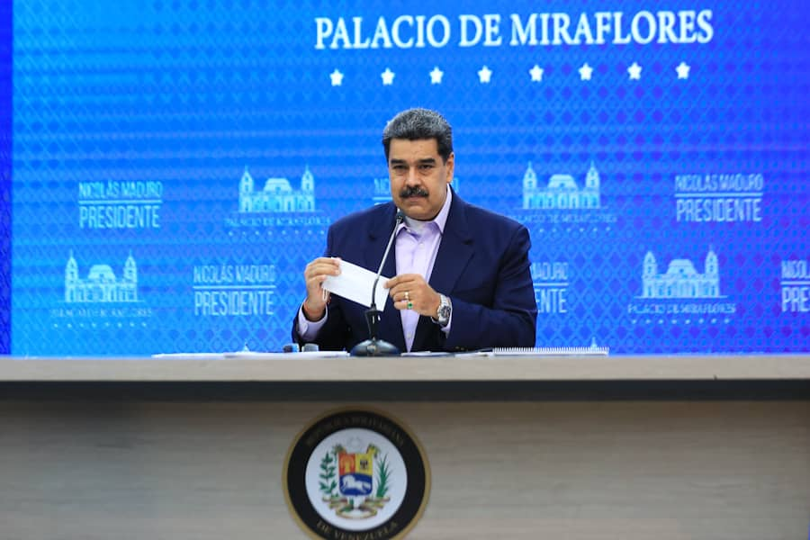 President Maduro announces new gasoline pricing and subsidy scheme