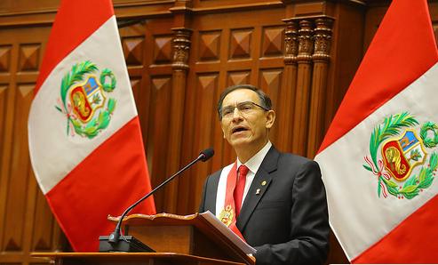 Peru unveils sweeping judicial reform amidst corruption scandal