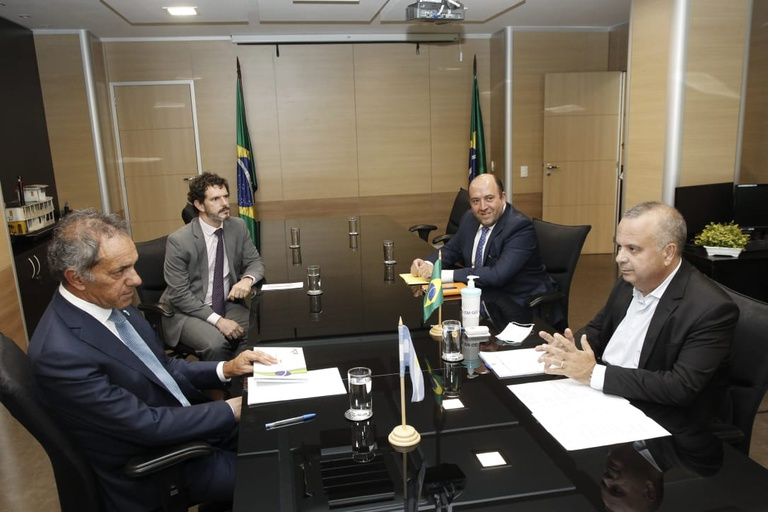 Brazil, Argentina seeking to develop joint projects