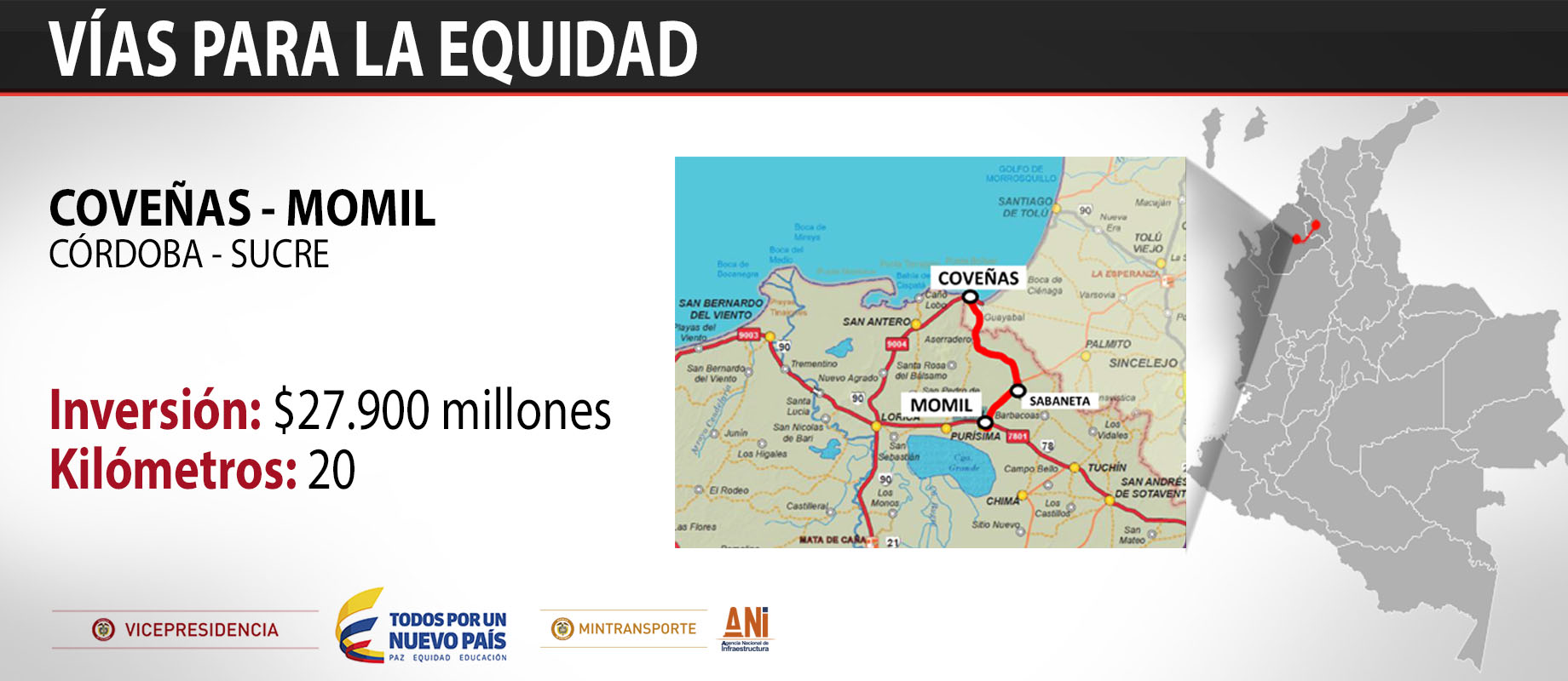 BNamericas - 73 companies vying for Colombia highway project on