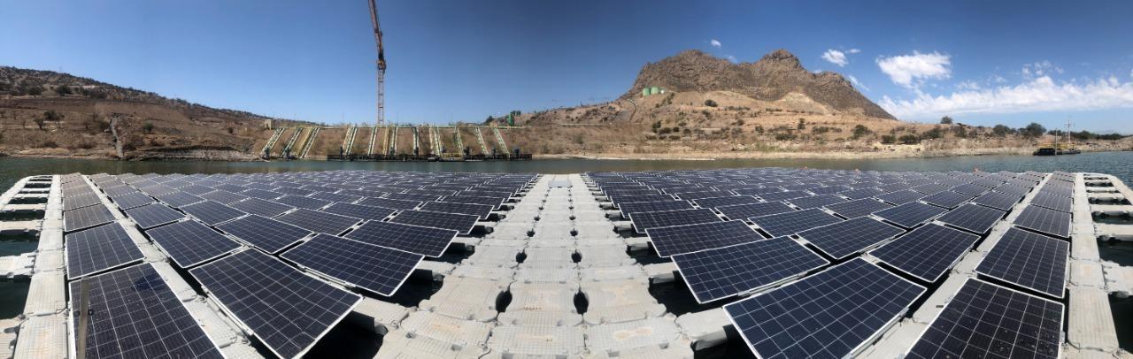 Paraguay evalúa potencial solar flotante de complejo hidroeléctrico