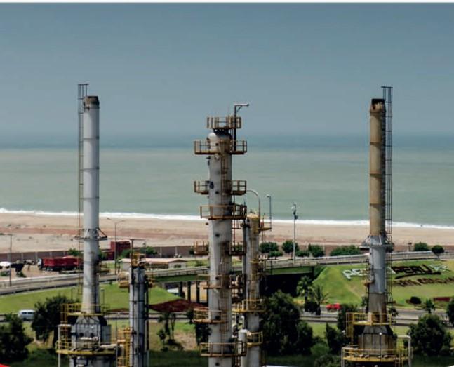 Planean nueva modernización en refinería peruana Talara