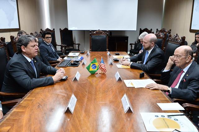 Crece interés de EE.UU. por aumentar inversiones en infraestructura brasileña
