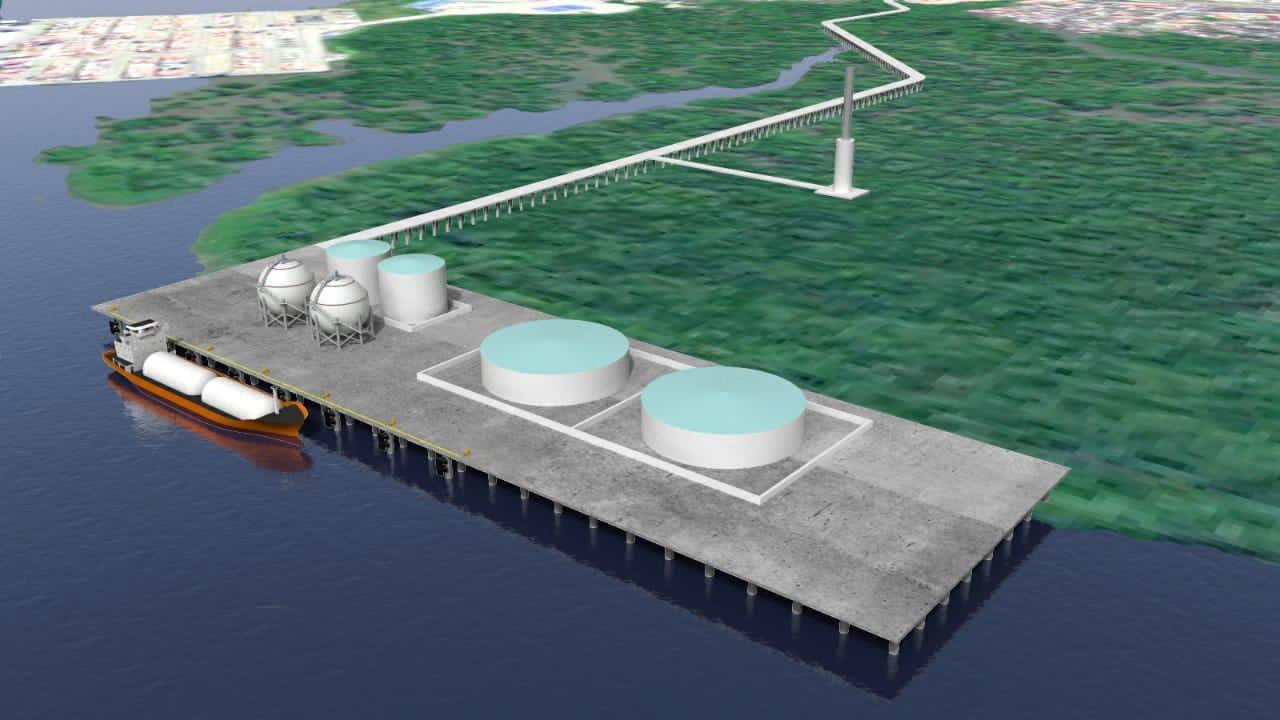 Colombia otorga concesión portuaria a proyecto de terminal de hidrocarburos