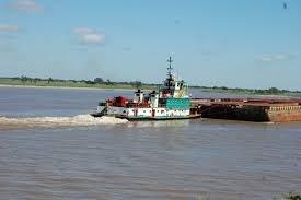 Brasil fomenta transporte fluvial de carga