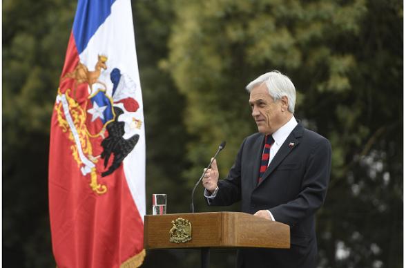 Chile presenta programa de US$7.600mn para Región del Maule