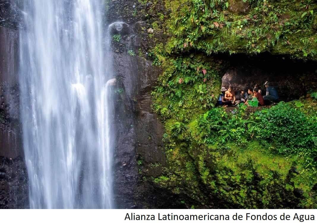 Organización ecuatoriana forma coalición hídrica nacional