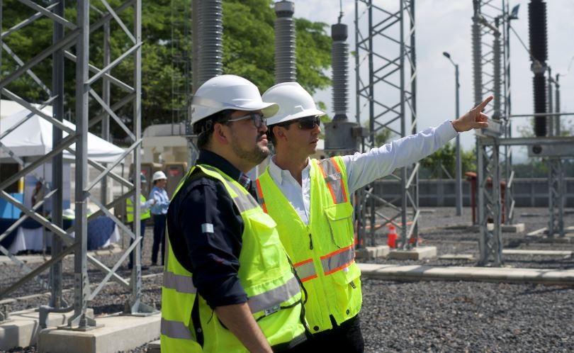 TRELEC will benefit more than 140,000 inhabitants with Guanagazapa–Pasaco substations