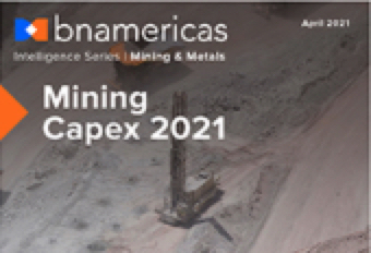 NUEVO REPORTE - Reporte de Capex Minero 2021