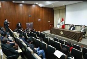 Ministro Merino ratifica que impulsará el fortalecimiento de Petroperú