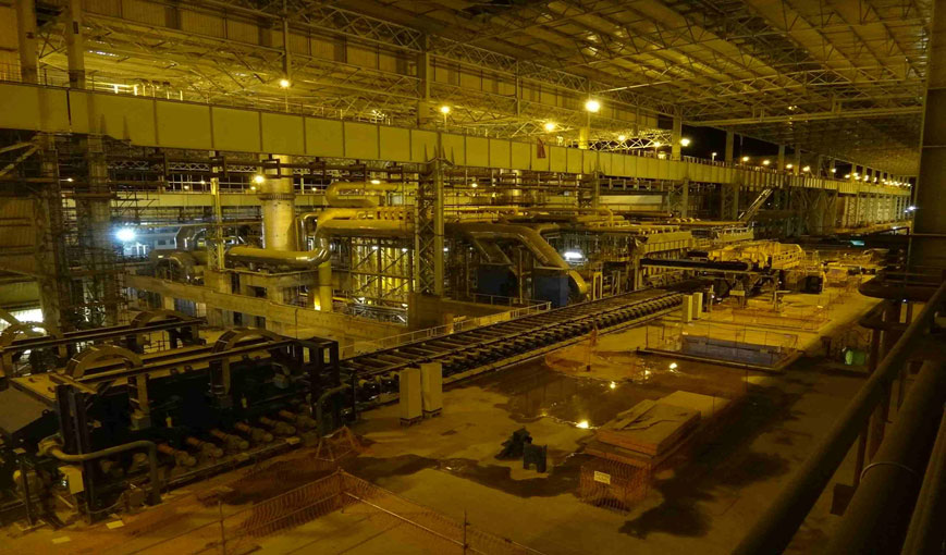 Brazilian steel distribution riding wave of growth due to economic doubts