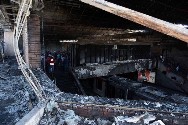 Las empresas que reconstruirán el metro de Santiago