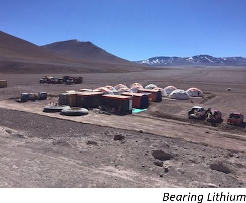 Minería en Chile: campaña perforatoria, proyecto de ley sobre glaciares, plataforma de innovación