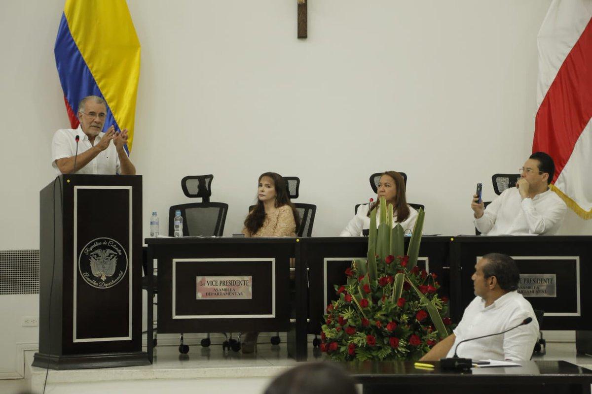Colombian department seeks okay for water, infra plan