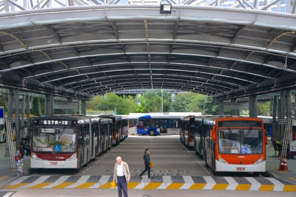 São Paulo publishes PPP notice for bus terminals