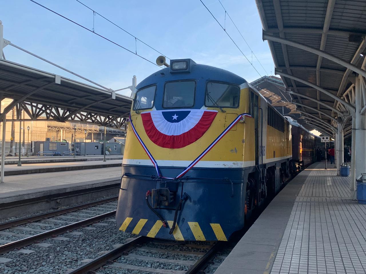 Chile presenta plan ferroviario de US$5.000mn