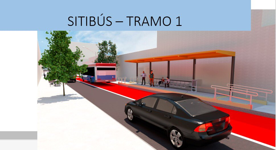 MOPC and the Municipality of Asunción signed an agreement to advance with the implementation of Section 1 of the SITIBUS