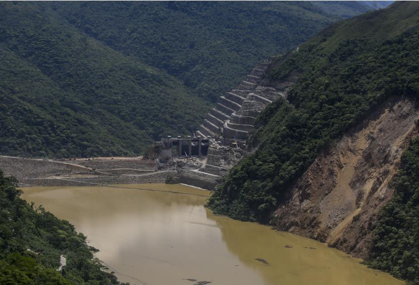 Colombia's Hidroituango facing US$1bn-plus cost blowout