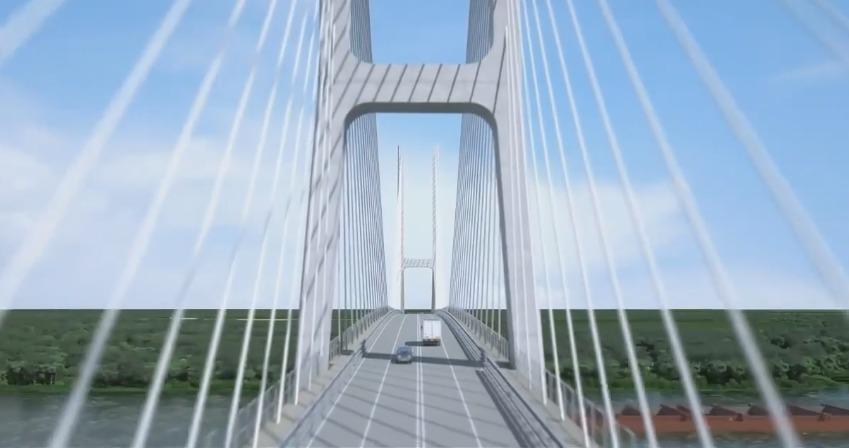 Paraguay lanza licitación por tercer puente sobre frontera brasileña