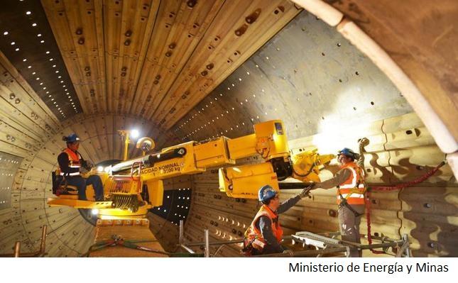 Ministerio de Energía y Minas de Perú extiende planes estratégicos hasta 2025