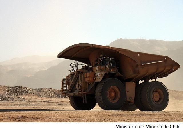 Diputados chilenos votarán proyecto de regalías mineras esta semana