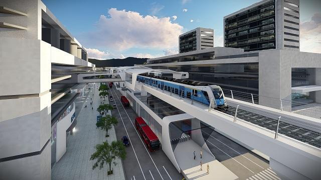 Metro de Bogotá signed a contract for feasibility studies and designs for Line 2 to Suba and Engativá