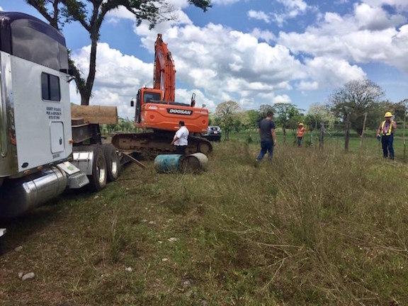 Costa Rica inicia reconstrucción tras huracán Otto