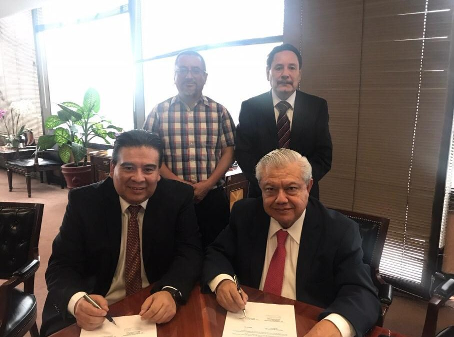 Genoil & Instituto Mexicano del Petroleo Sign Collaboration Agreement for The Joint Development of Heavy Crude Upgrading Projects in Mexico