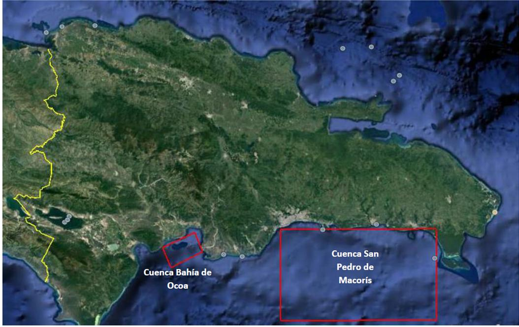 Brief: Groups advance in Dominican Rep upstream call