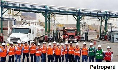 Petroperú asume operaciones en Terminales del Sur