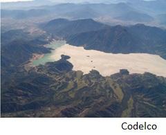 Codelco solicita aprobación ambiental de proyecto de relaves de US$30,2mn
