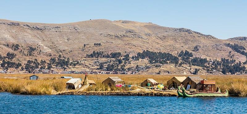 Peru to pass underwater fiber through Lake Titicaca