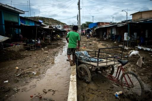 US warns of growing El Niño risks