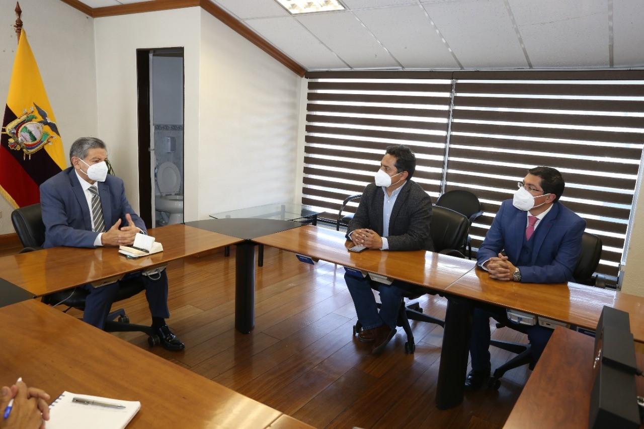 CELEC EP contratará estudios definitivos de proyecto hidroeléctrico Abitagua