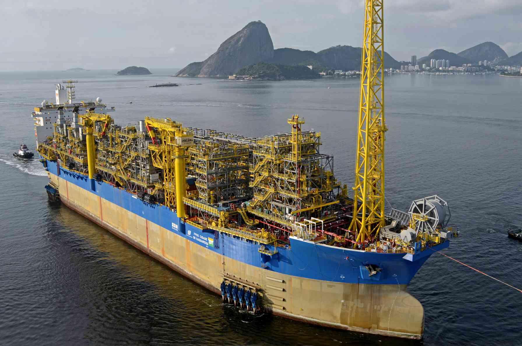 Brasil seguirá siendo fundamental para el mercado de FPSO