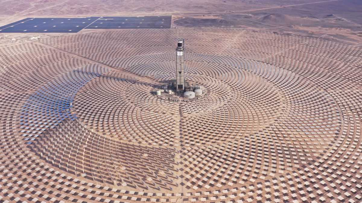LatAm's largest thermosolar project on track to start operations in April