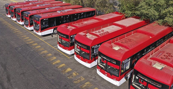 Chile concludes evaluation of offers to supply RED buses