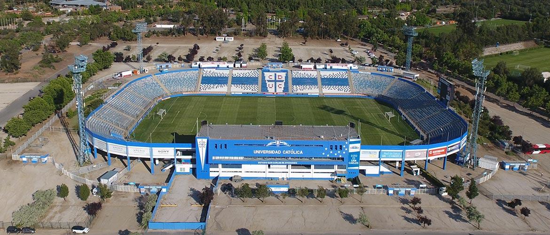 Empresa pretende ampliar estadio en Santiago