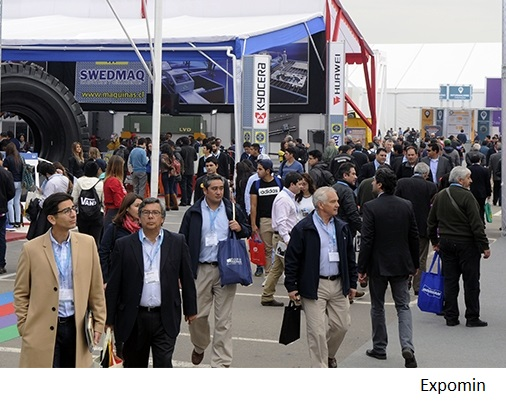 Expomin trade fair rescheduled for November