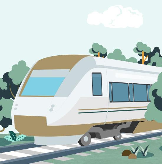 Fonatur to award stretch 5 of US$6.7bn Maya train this year