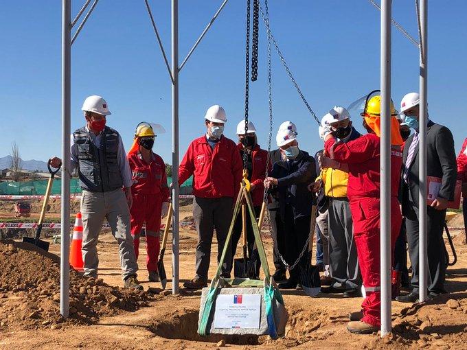 Chile kicks off works on US$160mn hospital