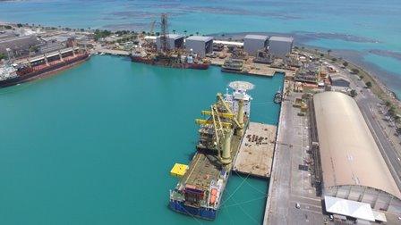 Los planes de Nitshore para apoyar a ExxonMobil en Brasil