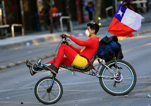 Resumen de noticias de la crisis en Chile