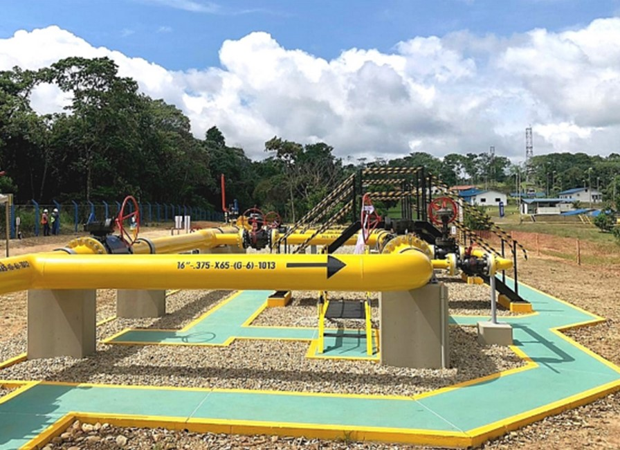 YPFB inicia operaciones de loop del gasoducto Carrasco - Yapacani y garantiza gas a la planta de Bulo Bulo